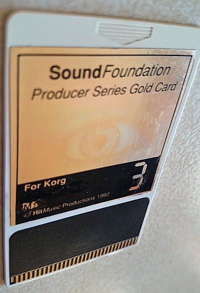 Korg M1 soundbanks
