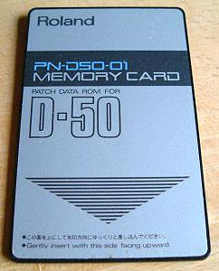 Roland D-50 soundbanks