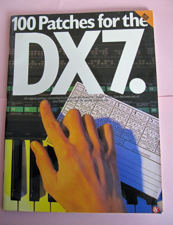 Yamaha DX7 soundbanks
