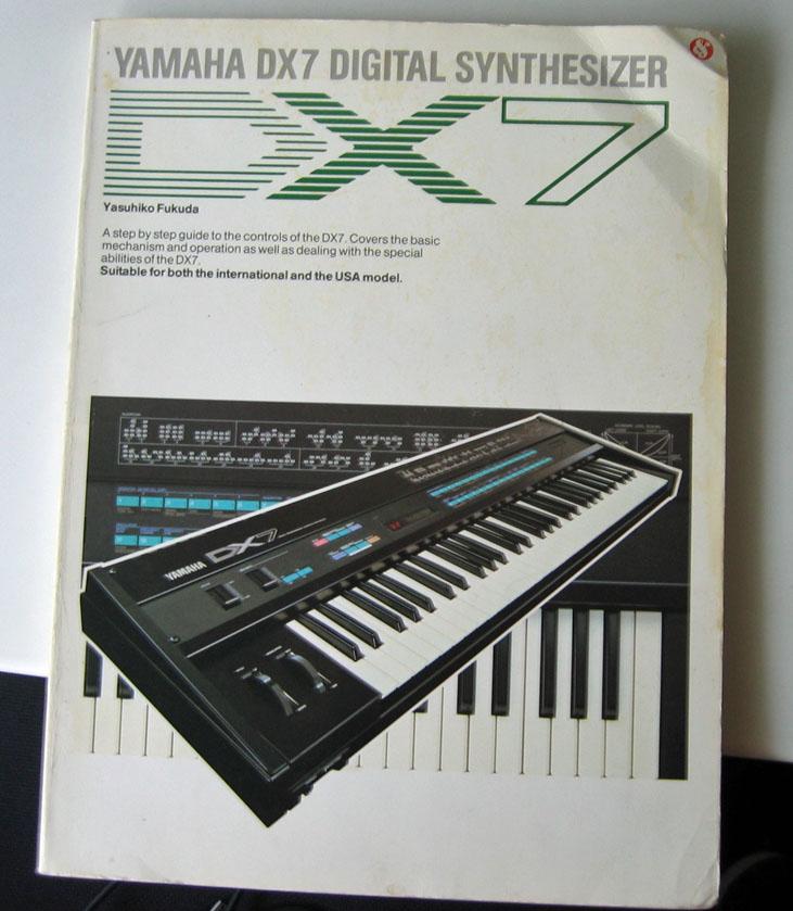 Yamaha DX7 soundbanks