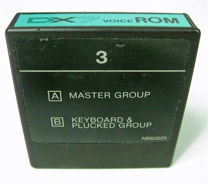 dx7 voice rom