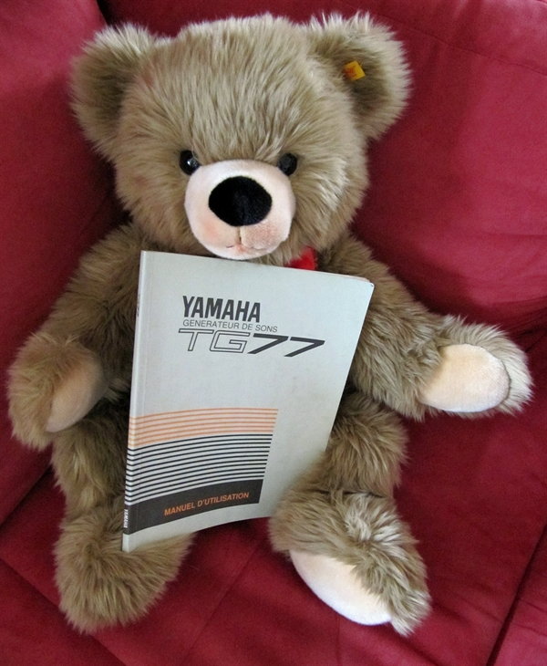 Yamaha Sy  Patches